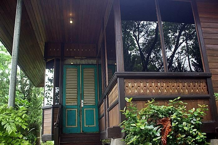 Bungalow Hotel Duta Berlian B8
