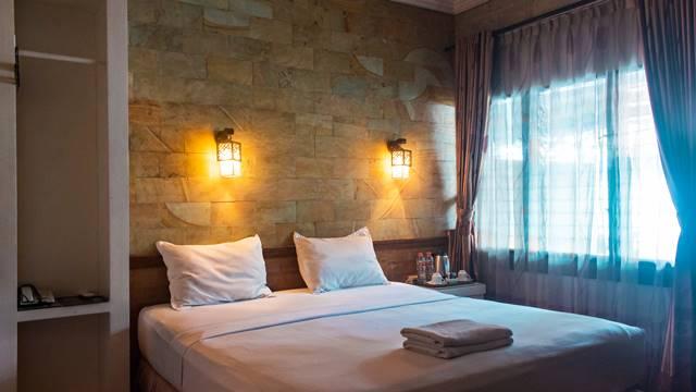 Hotel Duta Berlian Standard Room Single Bed